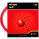 【12mカット品】キルシュバウム(Kirschbaum) プロラインNO.II(ProLine2) 1.30mm/1.25mm/1.20mm/1.15mm ポリエステルストリングス レッド テニス ガット ノンパッケージ