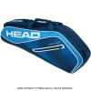 ヘッド(HEAD) 2019年モデル ツアーチーム プロ ラケット3本用 ネイビー/ブルー 283139-NVBL テニスバッグ ラケットバッグ