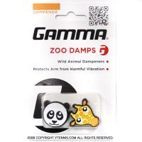 ガンマ(Gamma) ストリング・シングス・ズー バイブレーション ダンプナー ジラフ/パンダ
