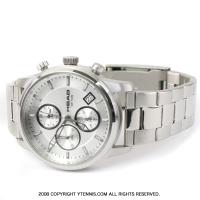 ヘッド(HEAD) マッチポイント メタル腕時計 ホワイト テニス