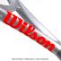 ウイルソン(Wilson) 2021年 クラッシュ 100 シルバー (295g) 16x19 (Clash 100 Silver Edition Limited) WR077511 テニスラケットの画像3