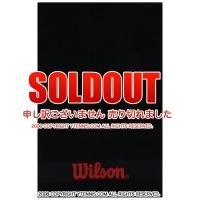 ウイルソン(Wilson) コートタオル ブラック/レッド