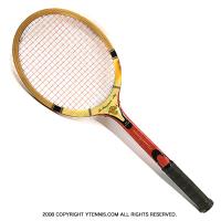 ヴィンテージラケット Mohawk テニスラケット 木製 ウッドラケット