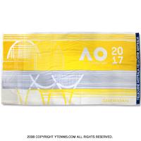 全豪オープンテニス 2017 オフィシャルプレーヤーズタオル (大)レディース オーストラリアンオープン