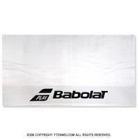 バボラ(Babolat) プレイヤータオル スポーツタオル ブラック