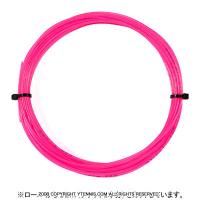 【12mカット品】バボラ(BabolaT) SYNガット(SYN Gut) ピンク 1.25mm/1.30mm/1.35mm ナイロンストリングス ノンパッケージ