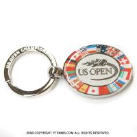 USオープンテニス オフィシャル商品 インターナショナルフラッグ キーホルダー