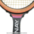 ドネー(DONNAY) ヴィンテージラケット オールウッド ビョルン・ボルグ(BJORN BORG) テニスラケット 木製 ウッドラケットの画像3