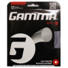 GAMMA ガンマ iO プロフェッショナル 17G ストリングス ガット シルバー パッケージ品