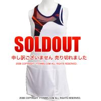 アナイバノビッチ選手モデル レディース ドレス アディダス(adidas) ホワイト 全米オープン