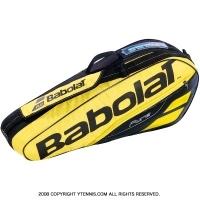 バボラ(Babolat) 2019年モデル ピュアアエロ テニスバッグ 3本用 PURE AERO