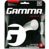 ガンマ(GAMMA) POLY Z 1.25mm/17G ホワイト ポリエステルガット テニスストリングス パッケージ品