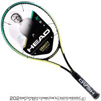 ヘッド(Head) 2021年モデル グラフィン360+ グラビティMP 16x20 (295g) 233821 (Graphene 360+ Gravity MP) テニスラケット