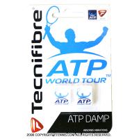 テクニファイバー(Tecnifibre) ATPダンプ 振動止め ダンプナー ホワイト
