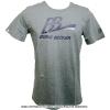 セール品  プーマ(Puma) ボリス・ベッカーレトログラフィックTシャツ グレー