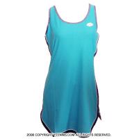セール品 ロット(Lotto)シェラIII テニスドレス ライトブルー 国内未発売モデル