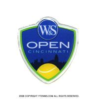 セール品 ATPツアー ウェスタンアンドサザンオープン シンシナティ・マスターズ(Cincinnati Masters) クレストラペルピン
