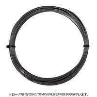 【12mカット品】ヨネックス(YONEX) ポリツアーストライク (Poly Tour STRIKE) グラファイト 1.20mm/1.25mm/1.30mm ポリエステルストリングス テニス ガット テニス ガット ノンパッケージ