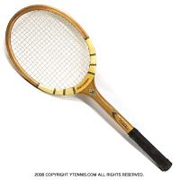 ヴィンテージラケット プロフェッショナル THE M BIG テニスラケット 木製 ウッドラケット