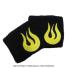 セール品 ソルファイアー(Solfire) 3 リストバンド ブラック/イエローの画像2
