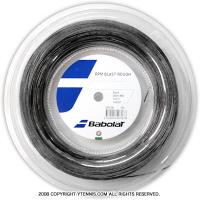 バボラ(Babolat) RPMブラストラフ(RPM Blast Rough) 1.35mm/1.30mm/1.25mm 200mロール ポリエステルストリングス ブラック