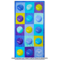 Wimbledon(ウィンブルドン) オフィシャル商品 限定販売 ボールポップ ビーチタオル