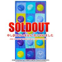 セール品 Wimbledon(ウィンブルドン) オフィシャル商品 限定販売 ボールポップ ビーチタオル