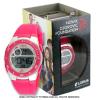 セール品 NDFノバクジョコビッチファウンデーション LORUS 腕時計 ジョコビッチモデル ピンク