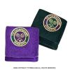 Wimbledon(ウィンブルドン) オフィシャル商品 ハンドタオル 2色セット グリーン/パープル 全英オープンテニス