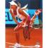 マリア・キリレンコ選手 直筆サイン入り記念フォトパネル 2010年全仏オープン JSA authentication認証 フレンチオープンの画像5
