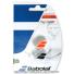 バボラ(Babolat)ロゴ 振動止め フラッグダンプナー ブラック/オレンジの画像1