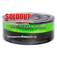 【新品アウトレット】シグナムプロ(SIGNUM PRO) レースグリップ(RACE GRIP) ブラック 30パック 0.60mm オーバーグリップテープ