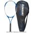 カワサキ(KAWASAKI) KR-600 硬式テニスラケット ケース付き 27インチ ガット張り上げ済み 部活・クラブ・遊び・レジャー・初心者用アルミラケットの画像1