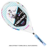 【ジュニアラケット】ヘッド(HEAD) マリア 25 (MARIA 25) ジュニア ガールズテニスラケット(張上済) 235608