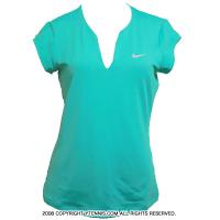 ナイキ(Nike) ピュアテニス ショートスリーブトップ シャツ LTレトロ