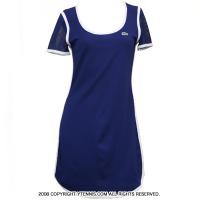 セール品 ラコステ(Lacoste) オーストラリアンオープン アリーゼ・コルネ着用モデルテニスドレス ネイビー