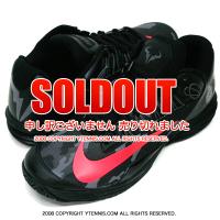 ナイキ(Nike) ラファエル・ナダル ルナバリスティック1.5 LGクイックストライク リミテッドエディション USオープン着用モデル ブラック/ネオンオレンジ/アンスラサイト テニスシューズ