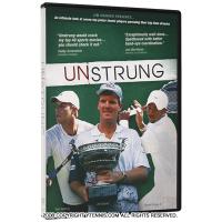 ジュニア界のテニスドキュメンタリーDVD アンストラング Unstrung アガシ、マッケンロー、ロディック、サンプラスなどトッププロが解説