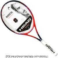 ヘッド(Head) 2018年モデル グラフィンタッチ ラジカルMP 16x19 (295g) 232618 (Graphene Touch RADICAL MP) テニスラケット