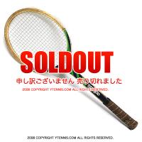アディダス(ADIDAS) ヴィンテージラケット ADS 030 テニスラケット 木製 ウッドラケット