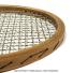 スポルディング(SPALDING) ヴィンテージラケット トロフィー テニスラケット 木製 ウッドラケットの画像5