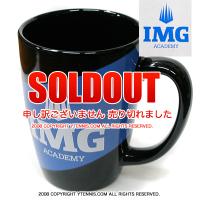IMG(ニック・ボロテリー テニスアカデミー) オフィシャル デザインマグカップ
