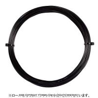 【12mカット品】ヘッド(HEAD) ベロシティ マルチ(VELOCITY MLT) ブラック 1.25mm/1.30mm テニス ガット ノンパッケージ