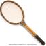 ウイルソン(WILSON) ヴィンテージラケット ストロークマスター テニスラケット 木製 ウッドラケットの画像1