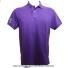 セール品 Wimbledon(ウィンブルドン) オフィシャル商品 ポロ・ラルフローレン ポロシャツ パープル全英オープンテニスEmpire Purpleの画像1