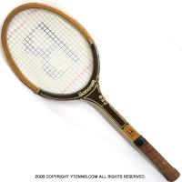 バンクロフト ヴィンテージラケット ウィンブルドン テニスラケット 木製 ウッドラケット