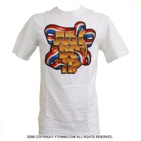 ナイキ(Nike) JDI Medalグラフィック Tシャツ ホワイト