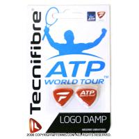 テクニファイバー(Tecnifibre) ATPダンプ 振動止め ダンプナー オレンジ