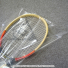 テニスラケット、ガット プロテクト専用ポリエチレンバッグ 10枚セットの画像2