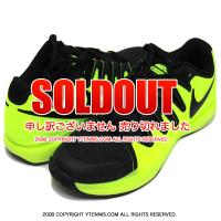 ナイキ(Nike) 2015年秋冬 ロジャー・フェデラーモデル ズームヴェイパー9.5 ツアー ボルト/ブラック テニスシューズ